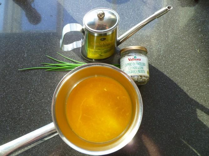 AubGeroosterde aubergine met een mediterraan tintje door oregano en sinaasappelsapergine geroosterd1