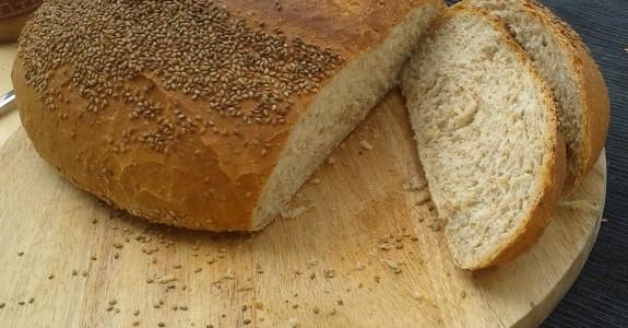 Zelf brood bakken, het basisrecept