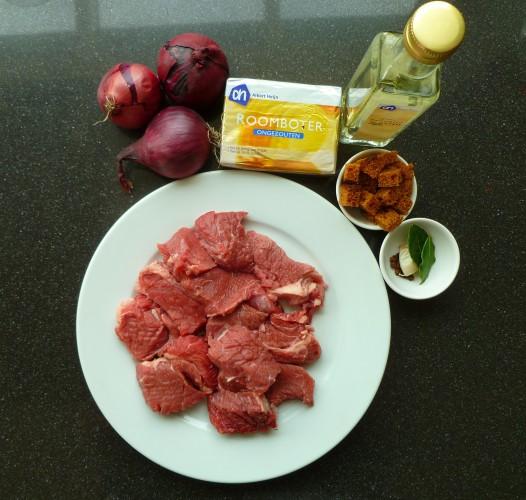 Limburgs Zoer Vleis (zuur vlees of haché)