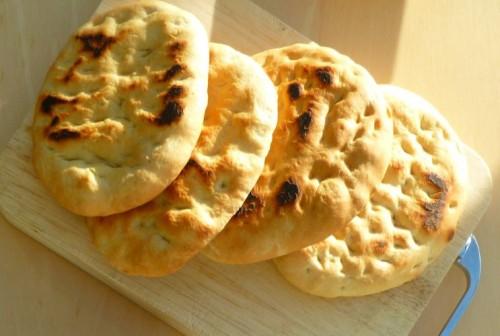 Naanbrood zelf bakken