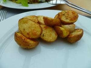 Nieuwe aardappeltjes