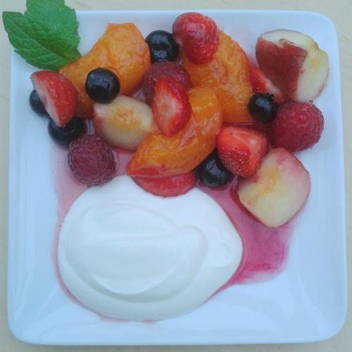 Tutti Frutti van vers fruit