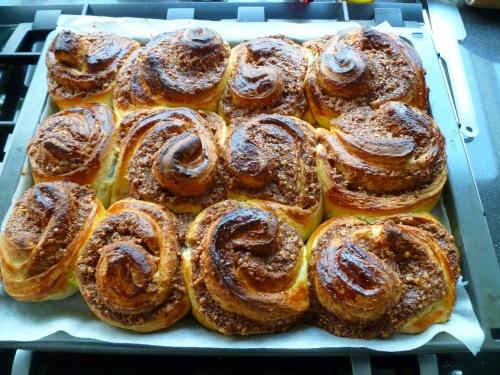 Kaneelbroodjes - Anja's Foodblog