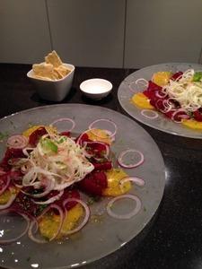 Bietensalade met venkel en sinaasappel (3)