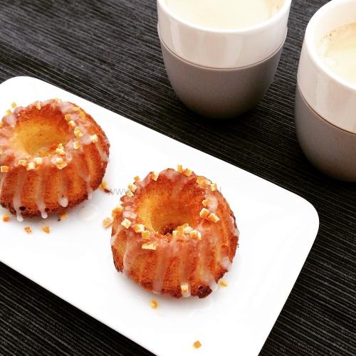 Mini cakes uit de Airfryer