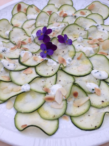 Courgettesalade (2)
