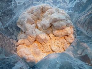 Gember-soja-kip met boontjes