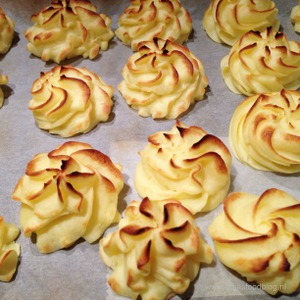 Pommes Duchesses