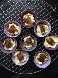 Rabarbermuffins (1)