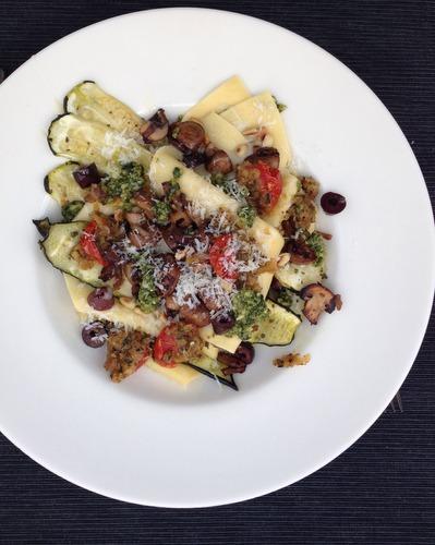 Vegetarische lasagne (2)