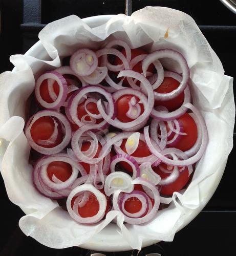 Tarte tatin tomaat (4)
