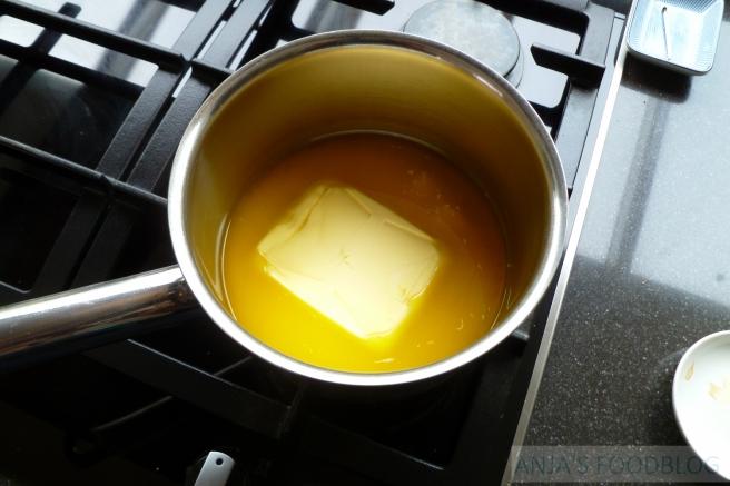 Geklaarde boter maken (1)