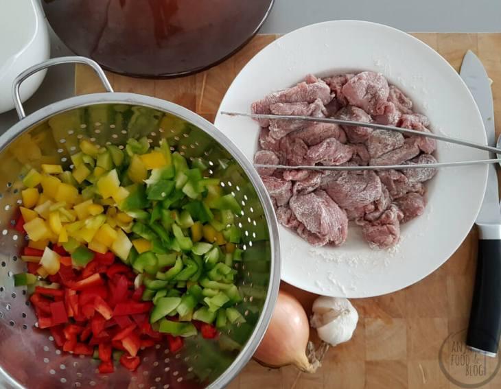 Hongaarse goulash