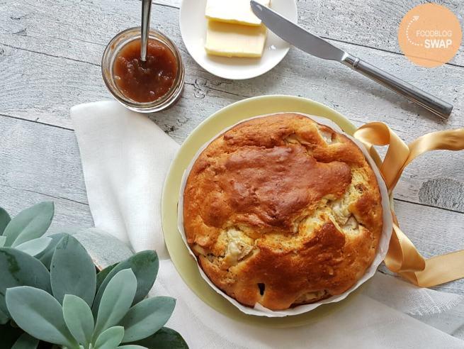 Kwarkbrood.foodblogswap