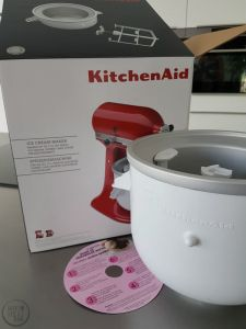 KitchenAid IJsmaker