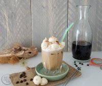 Cold Brew Iced Cappuccino
