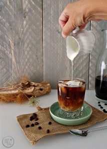 Cold Brew Koffie cream