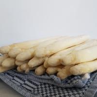 Basisrecept: witte asperges koken of stomen